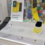 Nokia 8110 4G e Nokia 3310 3G