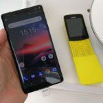 Nokia 8 Sirocco e Nokia 8110 4G