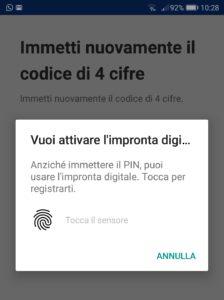 OneDrive - Impronta digitale