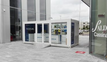 Temporary Shop Nokia