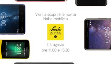 Scopri le novità al Temporary Shop Nokia