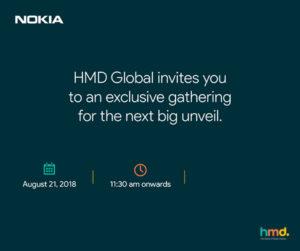 The next big unveil in India