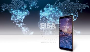 Nokia 7 Plus - EISA Award 2018