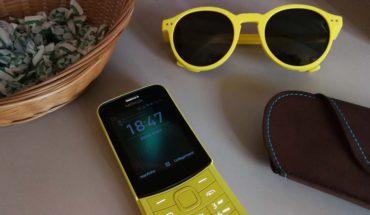Nokia 8110 4G - Home