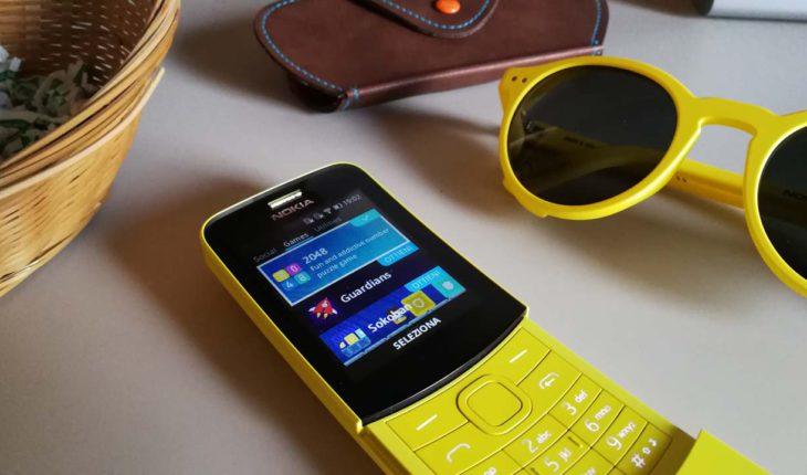 Nokia 8110 4G - Store