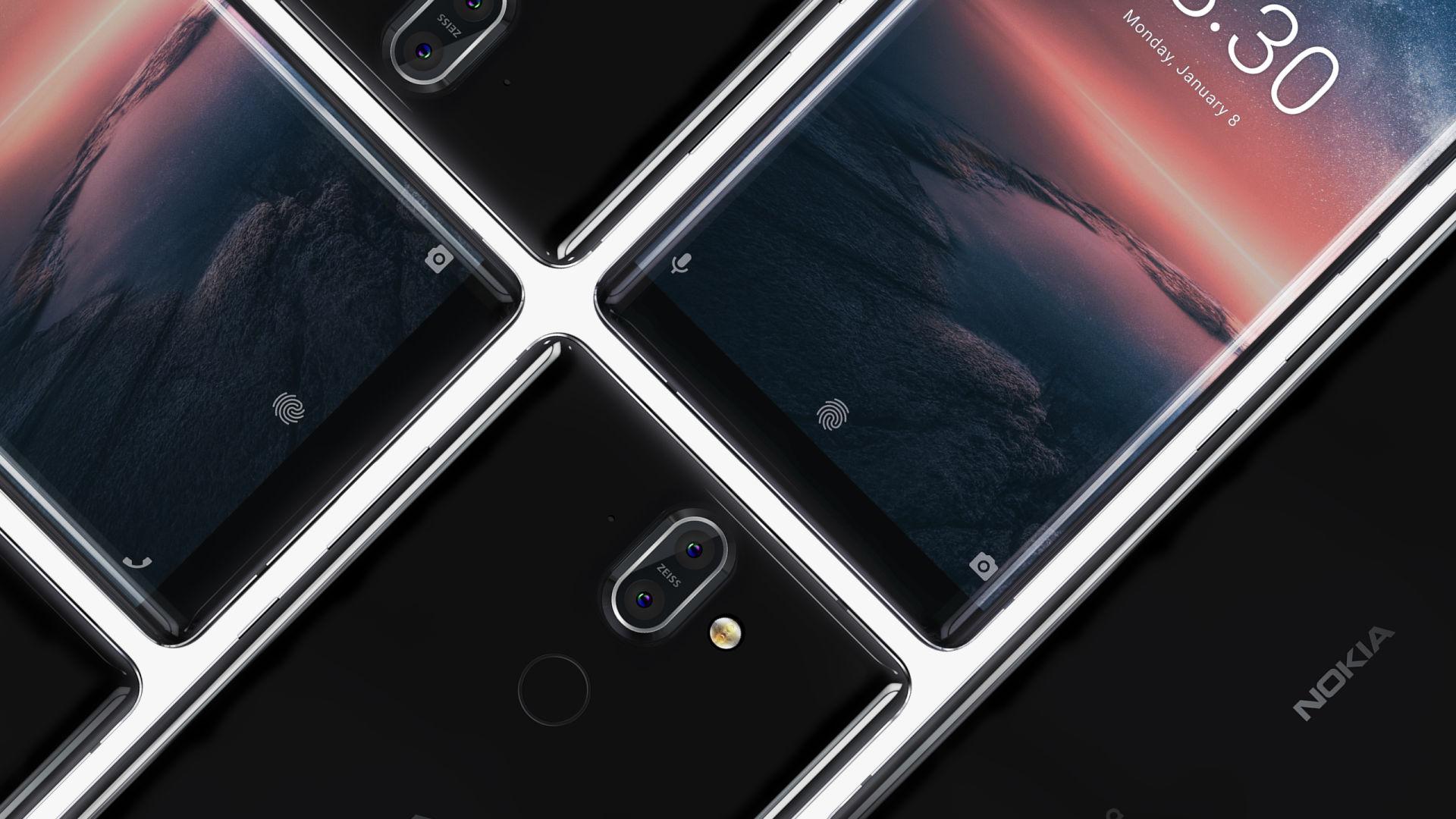 Nokia 8 Sirocco e Nokia 2 (con Oreo) ricevono le patch di sicurezza di Google di maggio 2019