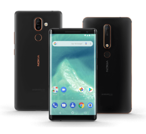 Alcuni dispositivi Nokia con Android One