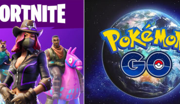 Fortnite e Pokémon GO