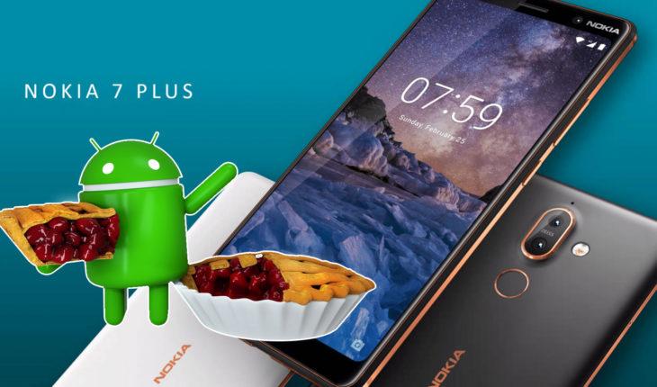 Nokia 7 Plus - Android 9 Pie