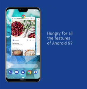 Android 9 Pie su Nokia 7.1Android 9 Pie su Nokia 7.1
