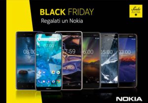 Nokia Temorary Shop - Black Friday