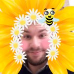 Selfie con sticker - Nokia 5.1