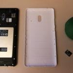 Nokia 2.1 - interno
