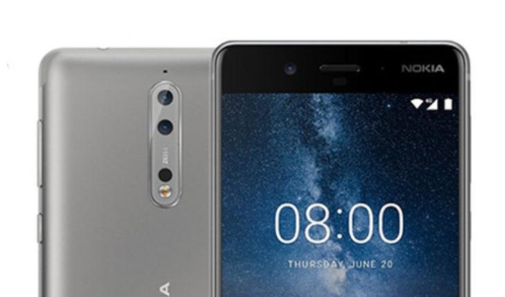Nokia 8 (Acciaio)