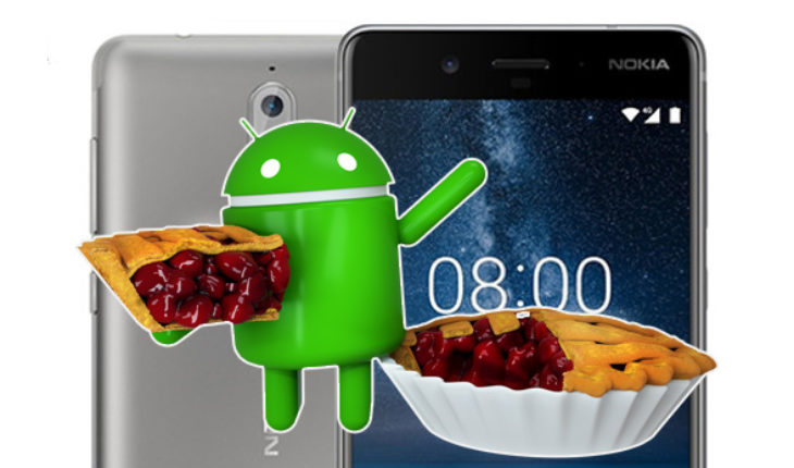Nokia 8 - Android 9 Pie