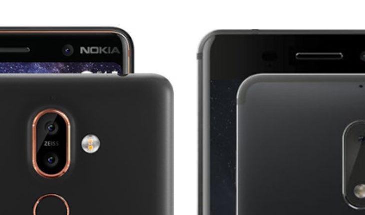 Nokia 7 Plus - Nokia 6