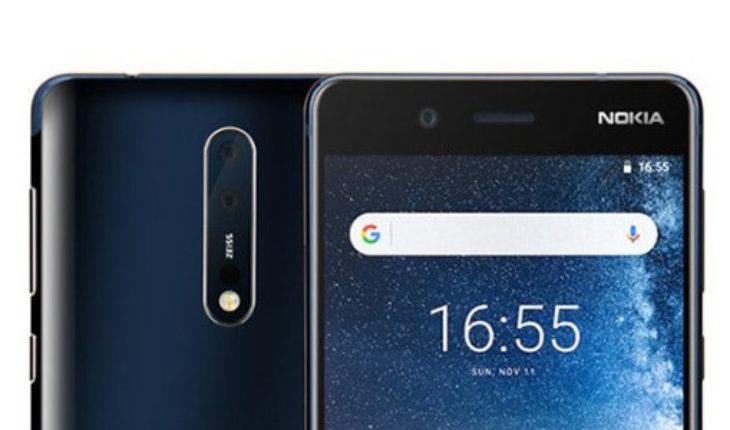 Nokia 8 Plus