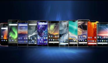 Nokia Devices 2018