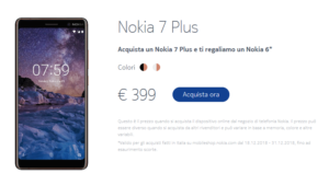 Offerta Nokia Mobile Shop
