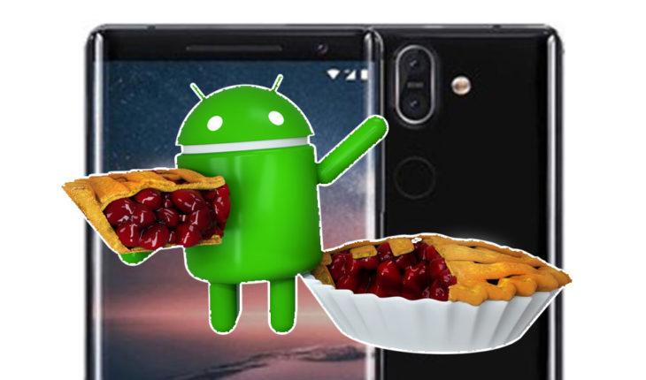 Nokia 8 Sirocco - Android 9 Pie