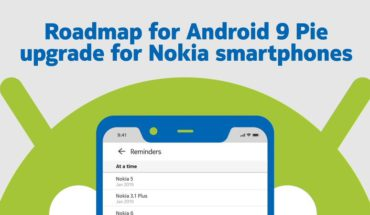 Roadmap Android 9 Pie
