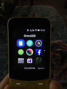 WhatsApp per Nokia 8110 4G