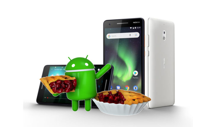 Nokia 2.1 - Android 9 Pie