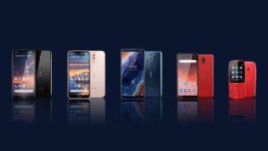 Nuovi dispositivi Nokia (2019)