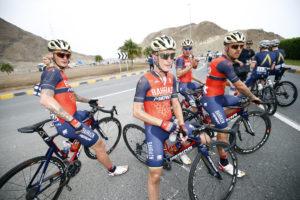 Team BAHRAIN MERIDA