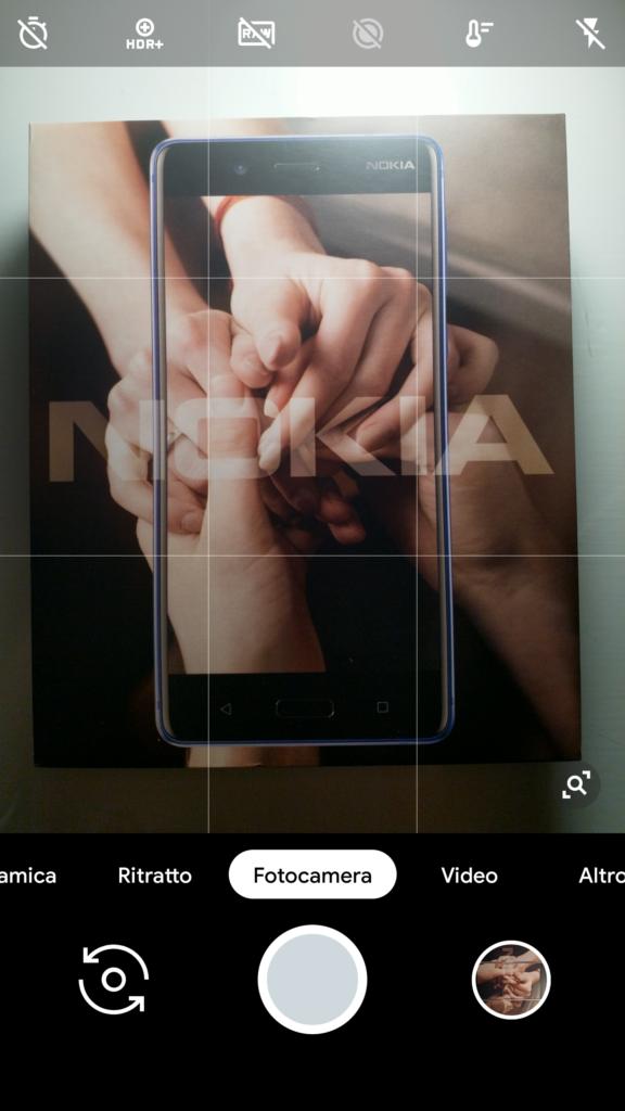 GCam - Nokia 8