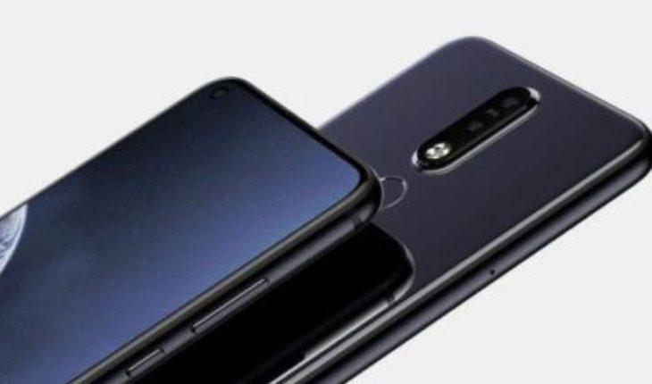 Presunto Nokia X71