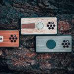 Cover in legno per Nokia 9 PureView
