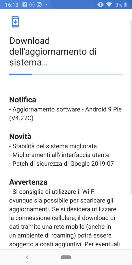Update v4.27C + patch luglio 2019