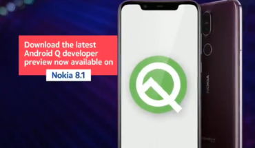 Beta 5 Android Q - Nokia 8.1