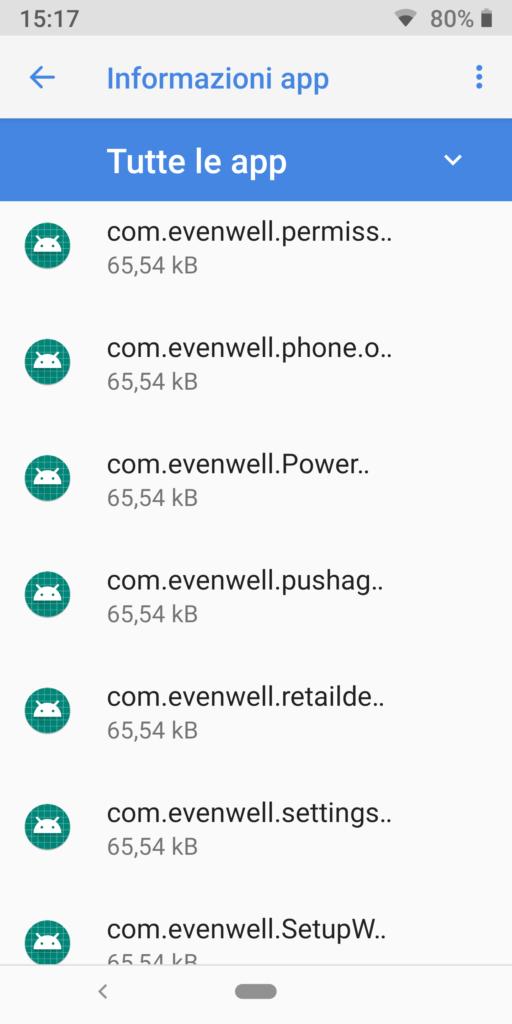 app Evenwell
