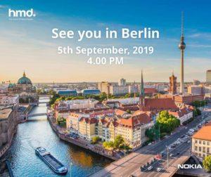 HMD Global a IFA 2019