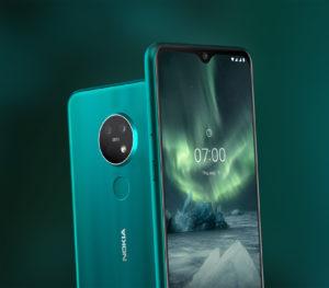 Nokia 7.2 - Design