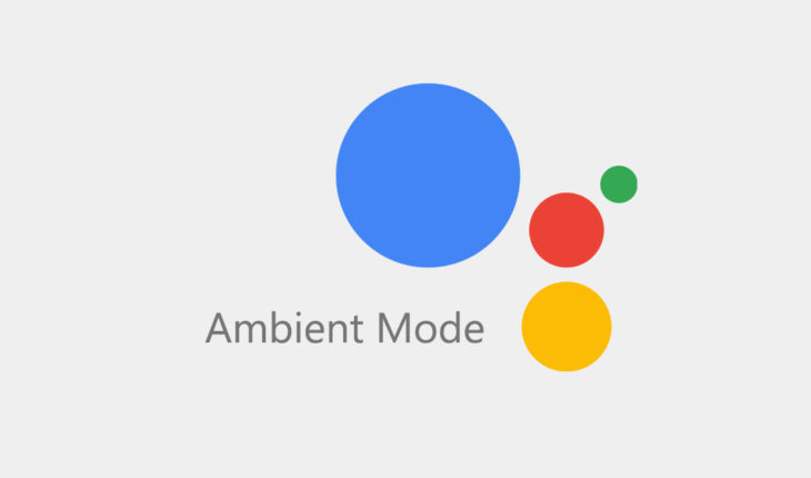Ambient Mode