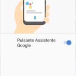 PulsanteAssistente Google