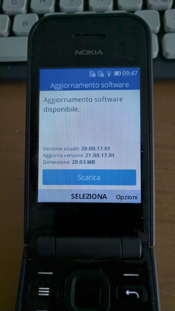 Firmware Update v21.00.17.01