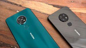 Nokia 7.2 e Nokia 6.2