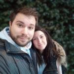 Selfie con effetto bokeh