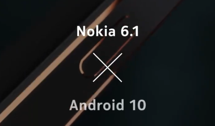 Nokia 6.1 - Android 10