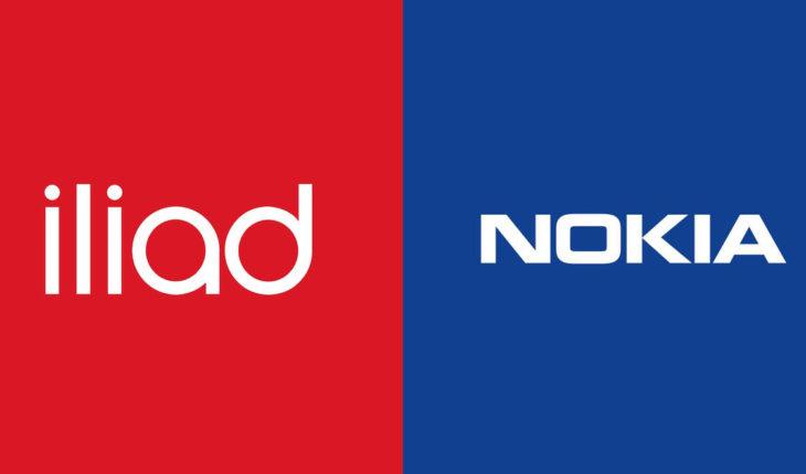 Iliad e Nokia