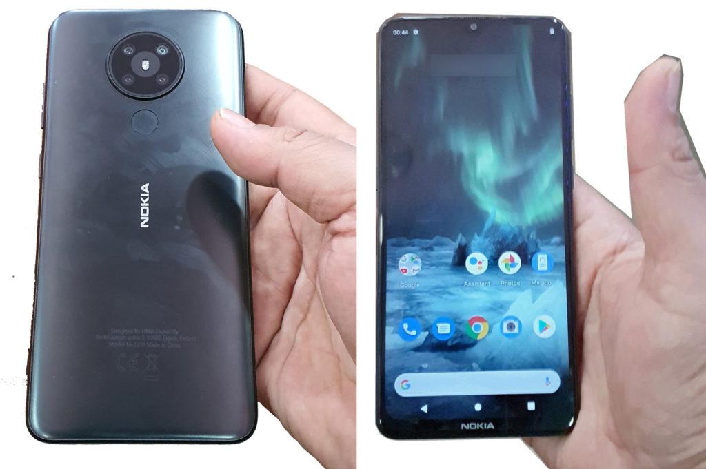 Prototipo Smartphone Nokia