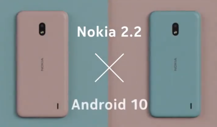 Nokia 2.2 - Android 10