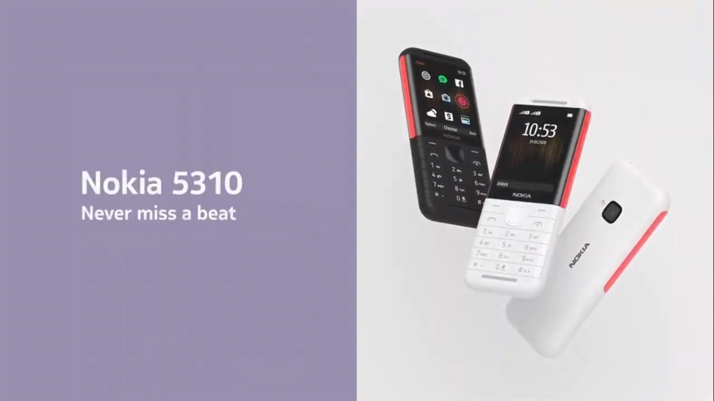 Nokia5310