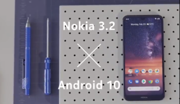 Nokia 3.2 - Android 10