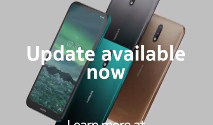 Nokia 2.3 - Android 10