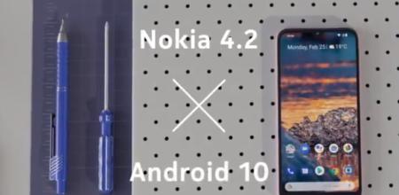 Nokia 4.2 - Android 10